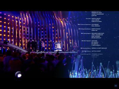 benjmagie eurovision