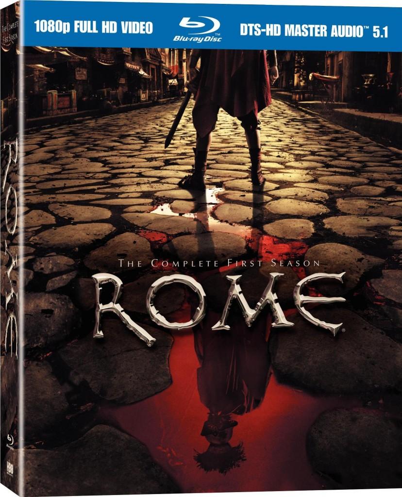 Rome bluray